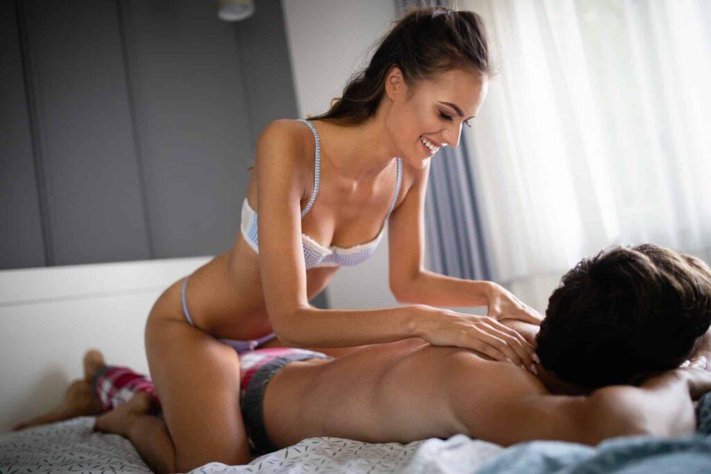 Qu'est-ce que c'est le massage tantrique