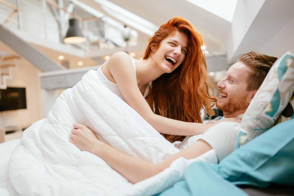 Partager votre énergie sexuelle avec votre partenaire