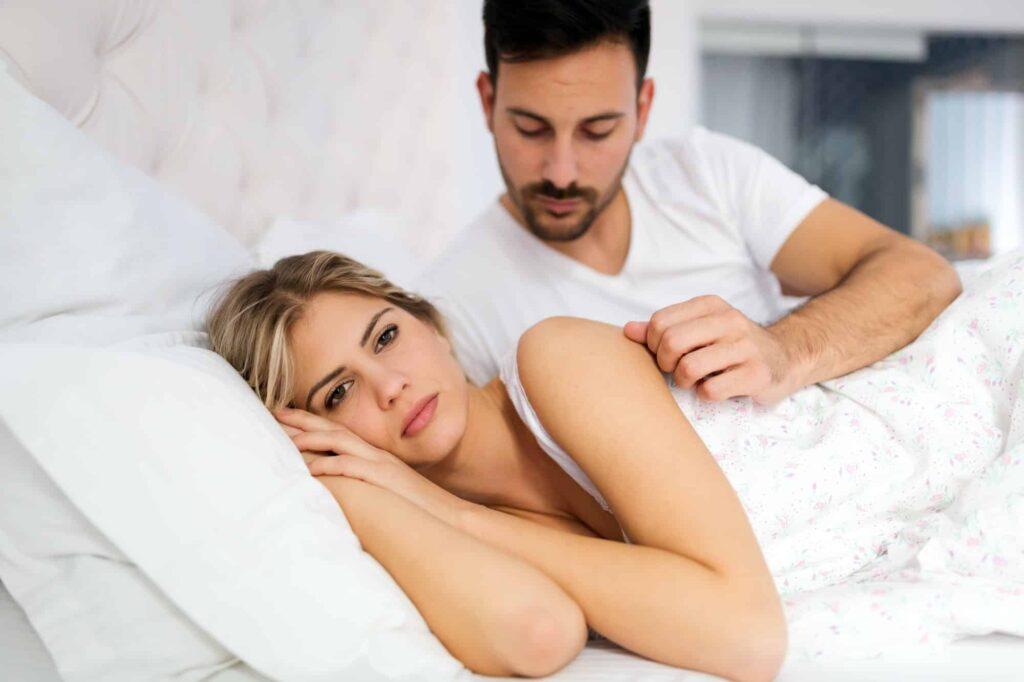 couple sans compatibilité sexuelle